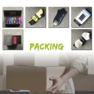 Bulk Packing Cotton Sport Sock pictures & photos
