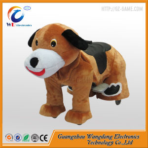 Furry Riding Electric Animals Ride with Cheap Price pictures & photos