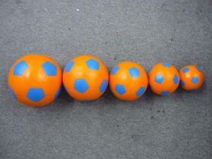 Soccer Ball Shape PU Foam Stress Ball pictures & photos