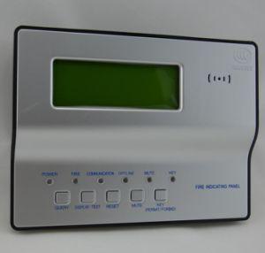 Addressable Fire Alarm Control Panel Smoke Detector Heat Detector pictures & photos