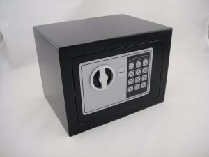 Good Quality portable Steel Mechanical Lock Safes pictures & photos