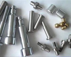 Screw Part Screw Machining Parts CNC Machining Part Screw Bolt Nut pictures & photos