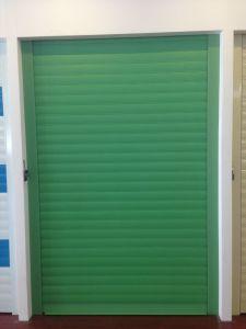 Aluminium Powder Coated Roller Shutter Doors pictures & photos