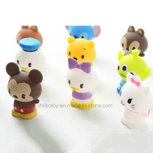 Cute Cartoon Character Plastic Mini Figures pictures & photos