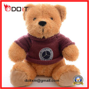 Customize Logo Soft Plush Stuffed Teddy Bear with T Shirt pictures & photos