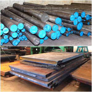 1.2738 3Cr2NiMnMo P20+Ni Plastic Mould Steel Die Steel Alloy Tool Steel pictures & photos