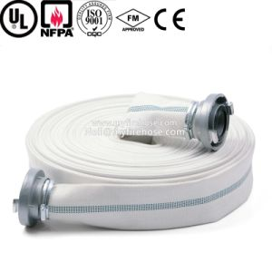 Fabric High Temperature Resistant Braided Fire Hose Price pictures & photos