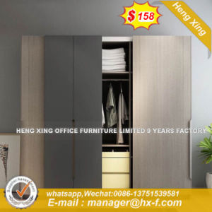 Steel Metal Modesty Panel Tempered Glass Reception Table/Desk (HX-8ND9462) pictures & photos
