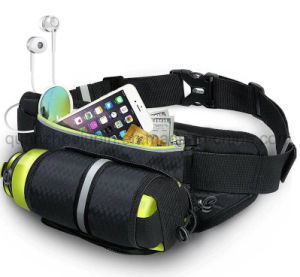 OEM Waterproof Nylon Sport Water Bottle Waist Bag pictures & photos