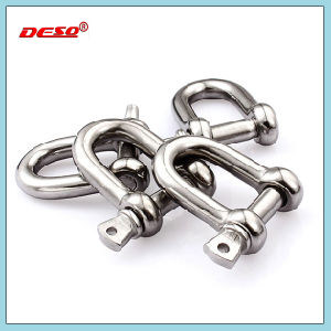 Hot DIP Galvanized Bolt Type Anchor Shackle pictures & photos