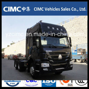 Sinotruk HOWO 371HP Tractor Head 6X4 Power Tractor Truck pictures & photos