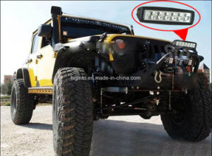 Low Cost 18W Offroad Epistar LED Work Light Bar (GT1012-18W) pictures & photos