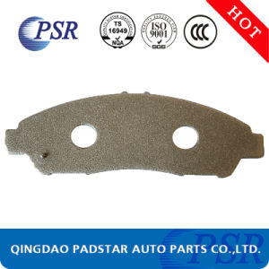Wholesale Manufacturer Brake Pads Welded Mesh Backing Plate pictures & photos