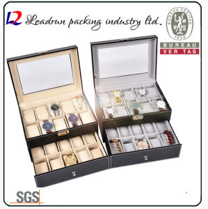 High Quality Watch Packaging Box Display Box Storage Box (Ys101) pictures & photos