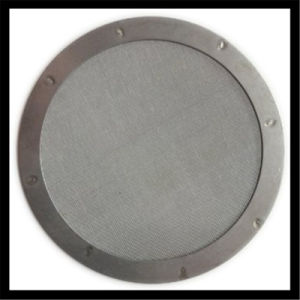 ISO Certificate 304 Stainless Steel Filter Discs pictures & photos