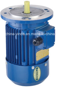 Ie2 Ms Alu Housing Three-Phase Induction Electrical Motor (MS Series) pictures & photos