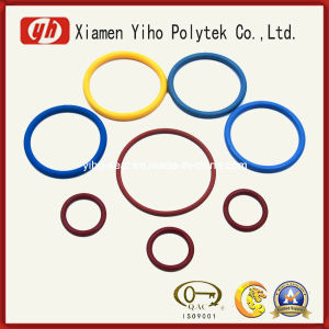Custom Colorful Metric Rubber Viton O-Rings/Keyboard Ring pictures & photos