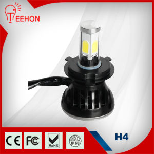 High Quality 24W 2400lm LED Headlight for H4 pictures & photos