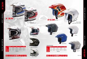 Helmet off Road, China Top Quality, ECE, DOT pictures & photos
