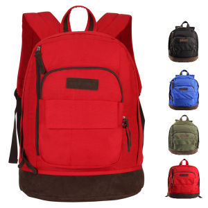 Women Men Vintage Travel Laptop Outdoor Backpack School Bag pictures & photos