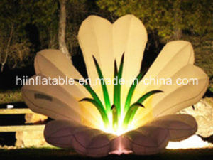 2015 Hot Selling LED Lighting Inflatable Flower 001 for Celebration Decoration pictures & photos
