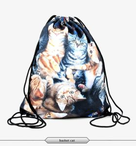 Drawstring Collecting Pouch Bag pictures & photos