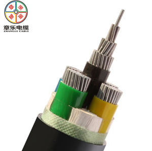 PVC Insulated Al Power Cable (0.6/1kV)