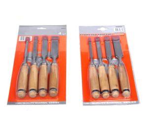 5PCS Wood Hand Flat Chisel Set (JL-WCS5) pictures & photos