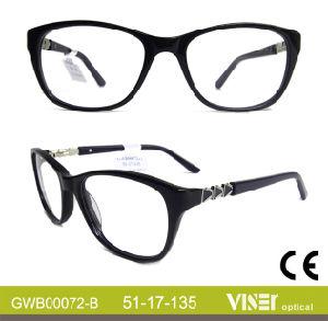 Acetate Optical Frames Eyeglass Frames Glasses (72-A) pictures & photos