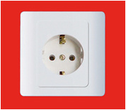 1 Gang Wall Socket Russian Style (YW6-1066) pictures & photos