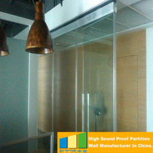 Demountable Movable Glass Partition Walls for Office