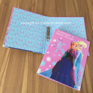 Printing A4 FC 2-O Ring Binder Paper File Folders pictures & photos