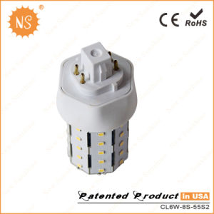 Shenzhen Factory Gxq24 7W LED Plug Light pictures & photos