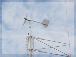 Micro Wind Turbine for Telecom Base Station (ZH)