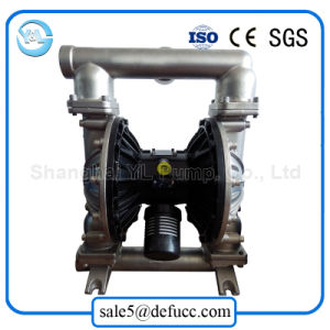 Air Operated Diaphragm Dirty Water Dewatering Pump (3 inch) pictures & photos