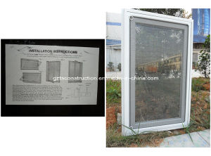 Vinyl Window with screen for American market wholesales (TS-389) pictures & photos