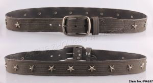 2016 New Fashion Genuine Leather Belt for Men (FM637) pictures & photos