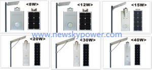 20W Solar Street Light, Home or Outdoor Using Solar Lamp Solar Lantern Lamp, pictures & photos