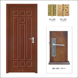 (PVC-M-011) New Pattern PVC Door