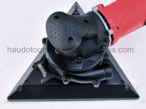 Electric Drywall Sander Tool with Two Heads and Vacuum System pictures & photos
