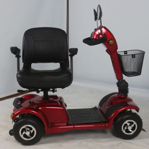 China High Quality Electric Mobility Tricycle for Elderly Person pictures & photos