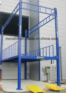 Heavy Duty 3500kg Car Park Elevator (SJG) pictures & photos