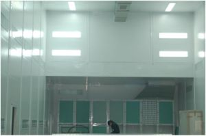 Btd Customized Workshop Painting Spray Booth pictures & photos
