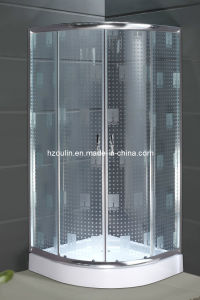 Shower Enclosure with ABS White Tray (AS-912) pictures & photos
