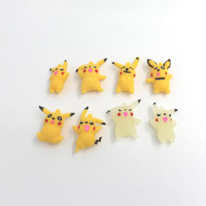 Resin Pikachu Theme Play Sand Toys for Kids Playing pictures & photos