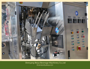 Apple Juice Carton Automatic Packing Machine (BW-2500) pictures & photos