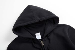 Healong Top Sale Teamwear Cut&Sew Plain Printing Hoodie for Sale pictures & photos