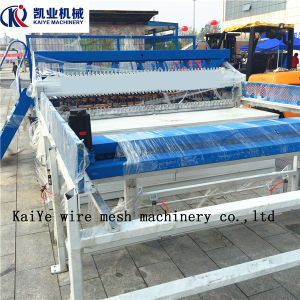 Automatic CNC Welded Wire Mesh Machine pictures & photos