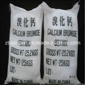 High Quality Calcium Bromide with Competitive Price pictures & photos