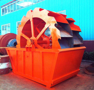Sand and Gravel Washing Mashine Sand Washer pictures & photos